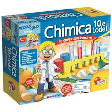 51748 - Piccolo Genio Chimica 10 E Lode!