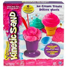 Kinetic Sand - Ice Cream - Kit Gelati