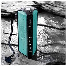 Altoparlante Portatile Cavo / Wifi / Bluetooth / USB Colore Verde