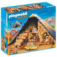 History - Grande Piramide Del Faraone