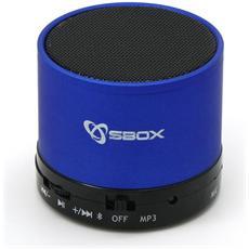 ICSB-BT160BL - Speaker Portatile Bluetooth Wireless Blu