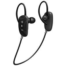 Auricolari Wireless con Microfono senza Filo HX-EP255 Colore Nero