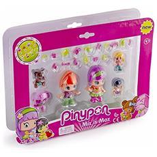 FMS700014086 Pinypon - Set Babies & Figure