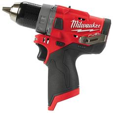 Trapano A Percussione Milwaukee Fuel M12 Fpd-0 - Senza Batteria E Caricabatterie 4933459801