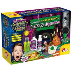 Crazy Science - Il Grande Laboratorio Di Scienza Disgustosa