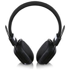 Privates, Stereofonico, Padiglione auricolare, Nero, Con cavo e senza cavo, Sovraurale, 20 - 20000 Hz