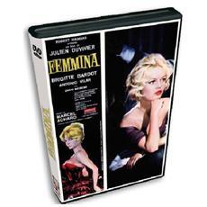 Dvd Femmina (1958)