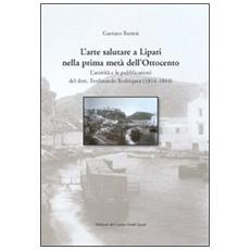 L'arte salutare a Lipari nella prima metà dell'Ottocento