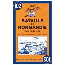 Bataille de Normandie. Juin-aout 1944