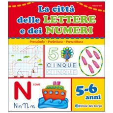 Roberta Fanti - La Citta' Delle Lettere E Dei Numeri