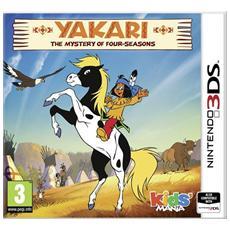 N3DS - Yakari: The Mystery of Four-Seasons