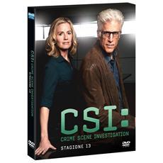 C. S. I. - Scena Del Crimine - Stagione 13 (6 Dvd)