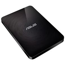 Hard Disk Travelair N 1 TB Interfaccia USB 3.0 / Wi-Fi Colore Nero (Lettore di schede integrato)