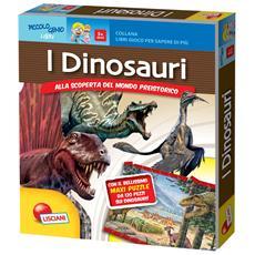 Dinosauri (I) (Libro Gioco)