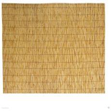 Arella Arelle Stuoia Cannucciata Di Bamboo Bambu Cm 100x300