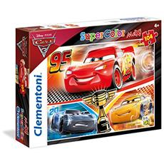 CLM23706 Cars 3 - Puzzle 104 Pezzi