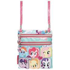 My Little Pony Borsetta Messenger Con Tracolla