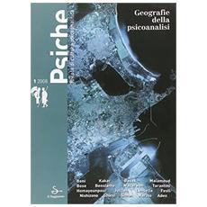 Psiche. Rivista di cultura psicoanalitica (2008) . Vol. 1