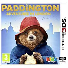 N3DS - Paddington: Adventures in London