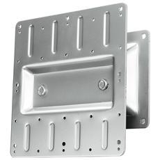 *Staffa Supporto A Muro Per Monitor Lcd Vesa 200X200 + 100X100