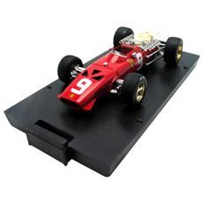 Bm0172 Ferrari 312 F 1 C. amon 1968 N. 9 6th Dutch Gp1:43 Modellino
