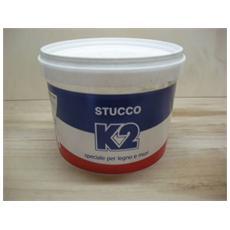 Stucco K2 In Pasta Riempitivo Color Bianco Kg. 1/2