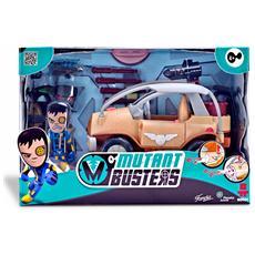 Mutant Busters con 2 veicoli della Resistenza