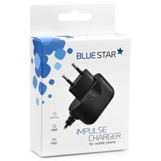 Caricabatterie Micro Usb Universale 1a Nuovo Blue Star