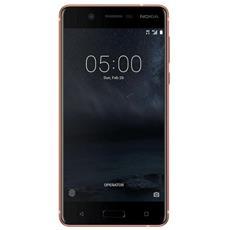 "5 Rame 16 GB 4G / LTE Dual Sim Display 5.2"" HD Slot Micro SD Fotocamera 13 Mpx Android Europa"