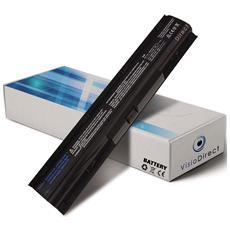 Batteria Per Portatile Hp Compaq Probook 4740s 14.8v 4400mah