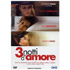 Dvd 3 Notti D'amore