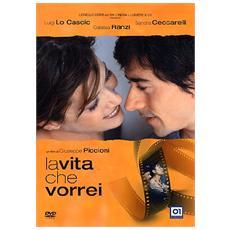 Dvd Vita Che Vorrei (la)