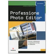 Professione photo editor