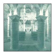 Conventi e monasteri soppressi
