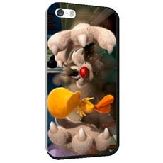 Cover Tweety e Silvestro iPhone 5/5S