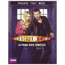 Doctor Who - Stagione 01 (3 Blu-Ray)
