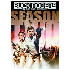 Buck Rogers - Stagione 02 #01 (Eps 01-13) (4 Blu-Ray)