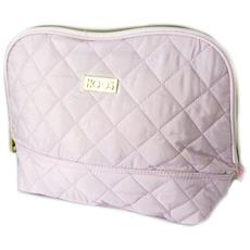 toilet kit '' rosa pallido - 35x24x10 cm - [ n7524]