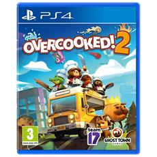 PS4 - Overcooked 2