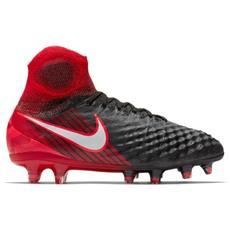 NIKE Scarpe Calcio Bambino Nike Magista Obra Ii Academy Df Fg Fast Af Pack Taglia 33,5 Colore: Grigio arancio