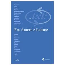 Critica del testo. Vol. 15/3: Fra autore e lettore.