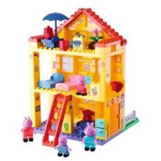 Peppa Pig blocks casa a due piani 107pz (9/2014) 800057078