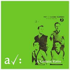 Certain Ratio (A) - The Graveyard And The Ballroom