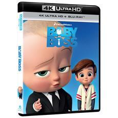 Baby Boss (Blu-Ray Uhd+Blu-Ray) - Disponibile dal 20/06/2018