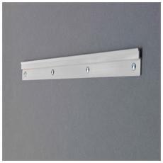 Nobo Bacheca per interni-fondo magnetico 27xA4, 2,072m, 99,7 cm, 54g, Bianco