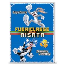Dvd Fuoriclasse Della R. -bugs Bunny+silv