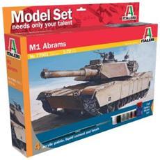 Model Set M1 Abrams 1:72
