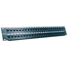 Cat5/5e 48-port Unshielded Patch Panel In