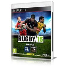 PS3 - Rugby 15