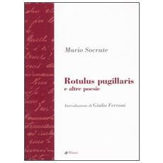 Rotulus pugillaris e altre poesie